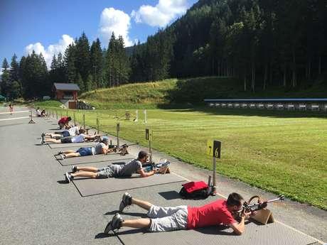 Biathlon d'été