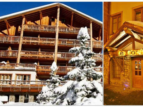 LE CORTINA N°24 Appartement 8 personnes