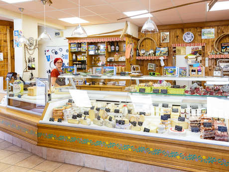 Cheese - Dairy Aussois