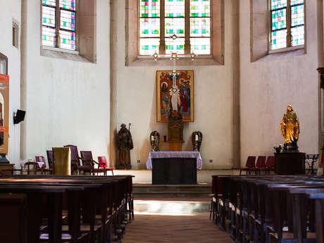 Chapelle St François-de-Paule