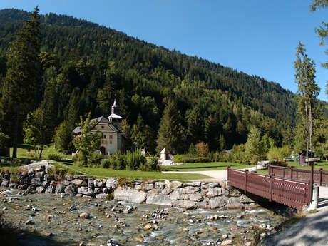 Randonnée VTT : 1 - Notre-Dame-de-la-Gorge