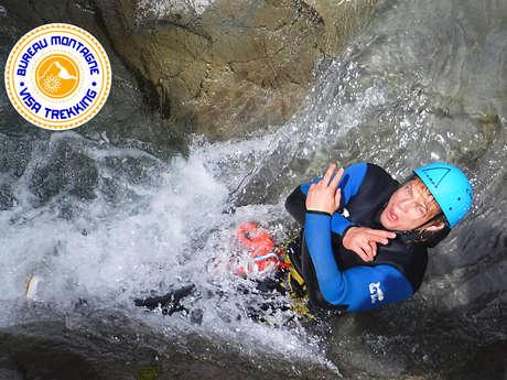 Canyoning - Bureau Montagne Visa Trekking