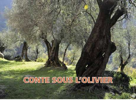 Tale under the olive trees