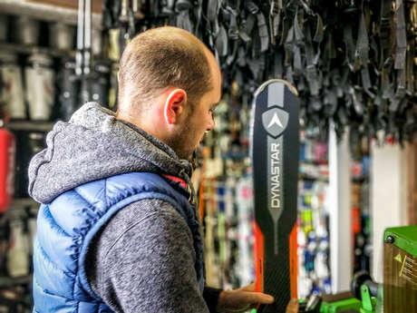 Blanchard Sport - Skiset 1