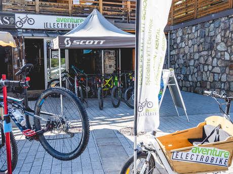Electric mountain bike - Aventure Electrobike