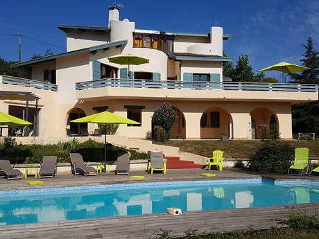 Le Mas de Chartreuse : l'Hacienda