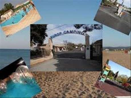 Camping les Jardins de Villepey Europcamping