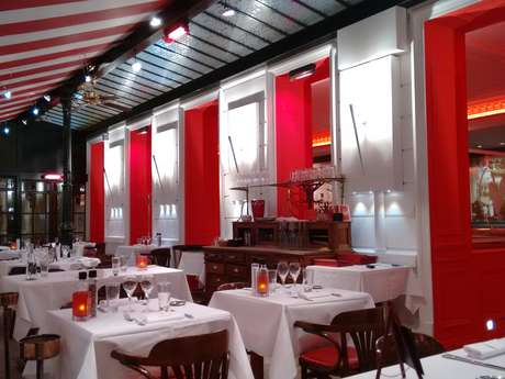 Brasserie Place Bernard