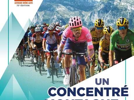 Le Critérium du Dauphiné 2021 - 7ème étape / Saint-Martin-le-Vinoux - La Plagne