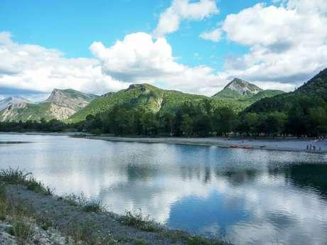 Les Trois Lacs de Rochebrune et Piégut