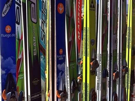 L'Arcelle Skis