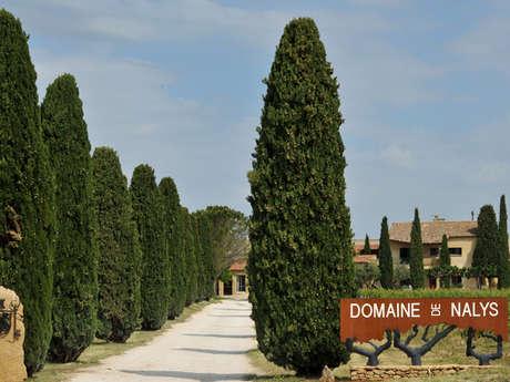 Visite en Autonomie du Château de Nalys