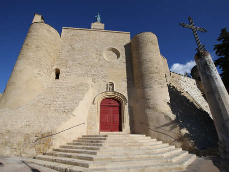 Eglise Notre Dame de Beauvoir
