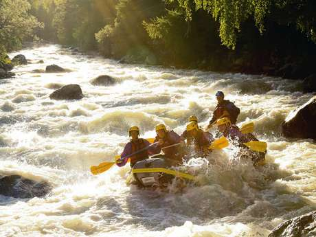 Source Rafting