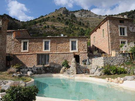 """Chambres d'hôtes Le Château d'Auribeau, Chambre """"Provence"""""""