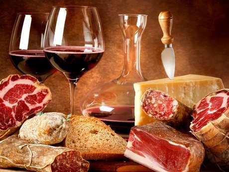 Dégustation de vins valaisans avec un sommelier