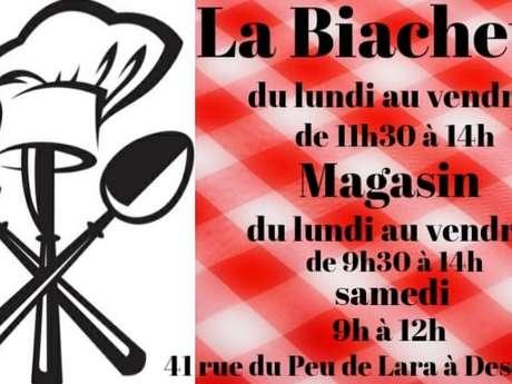 Cafétéria de la Biachette
