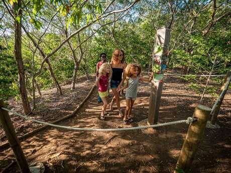 Eco-sentier du Centre d'Education à l'Environnement - L'Îlot Pêcheur