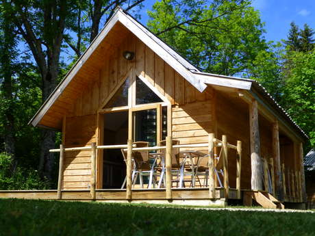 Arfang : Habert du Camping de Martinière