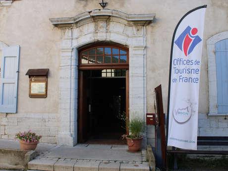 Verdon Tourisme - Bureau d'information touristique de la Palud-sur-Verdon
