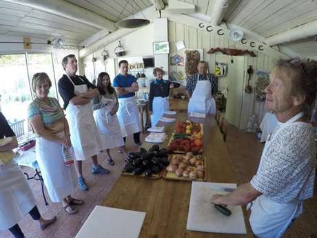 Provence cooking classes