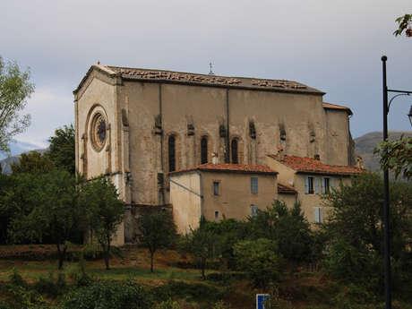 Église paroissiale Notre-Dame-de-Vauvert