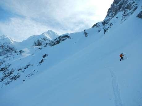 Ski de Randonnée M. Perrussel