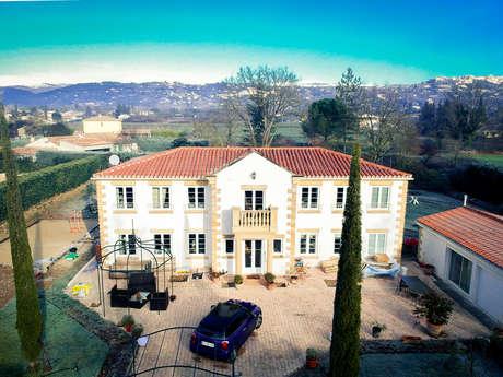 Chambre d'hôtes La Bastide du Bau Reddoun