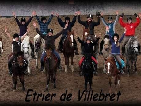 Centre équestre L'étrier de Villebret