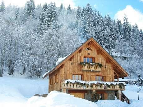 CHALET LES LUTINS DOREE 10 personnes (Les 2 Alpes 1300 Bons: 5 km des 2 Alpes)
