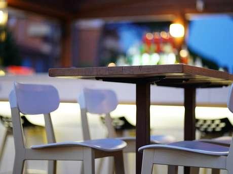 Restaurant l'Arche de Mionnay