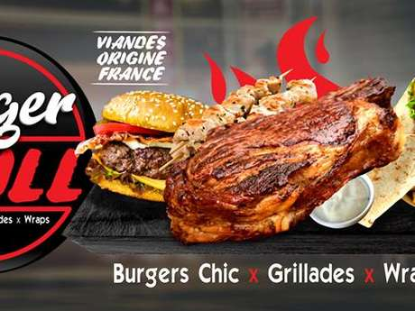 Restauration rapide : Burger Grill