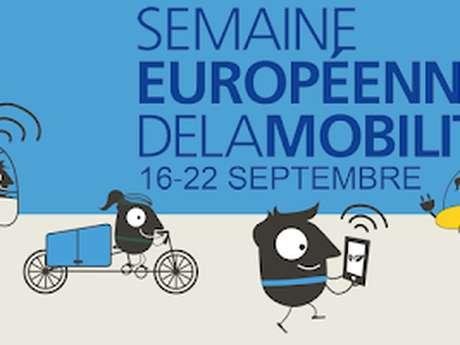 Semaine européenne des mobilités à Aubervilliers