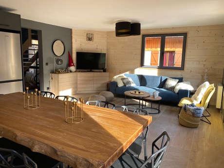 CHALET LEONE SILEX Appartement 10 personnes