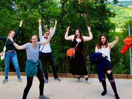 Séjour enfant-ado : English et Equitation 12-17 ans