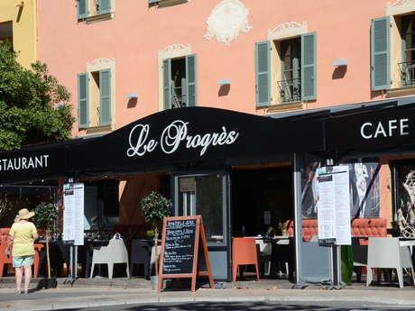 Fermé - Le Café du Progrès