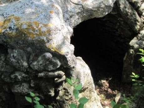 Dolmen de la Pitchoune