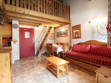Bonheur Des Pistes - 3 rooms 6 people *** - BONB36M