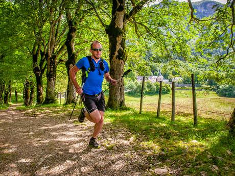 Parcours trail n°70 : Boucle autour de Chalais