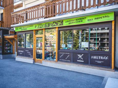Cours de ski et de snowboard - Ecole de ski Firstrax