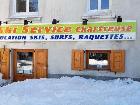 Ski Service Chartreuse - Col de Porte