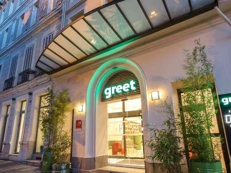 Greet Hotel Marseille Centre Saint Charles