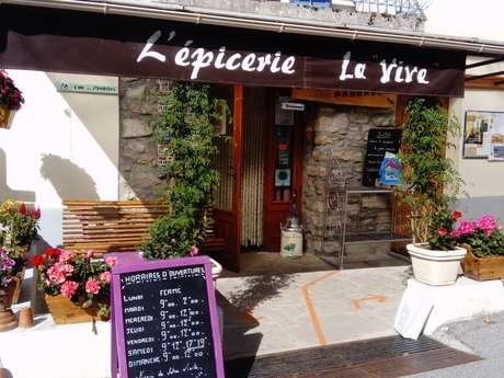 Epicerie La Vive
