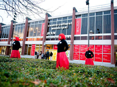 Centre culturel Jean Houdremont