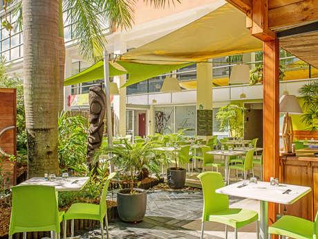 Les Jardins - Hôtel du Centre