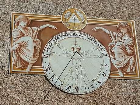 Cadran solaire du Poët