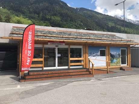 Tourismusbüro von Val de Bagnes