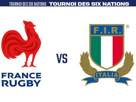 Rugby - France / Italie