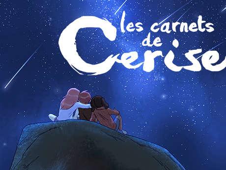 Les carnets de Cerise - BD concert