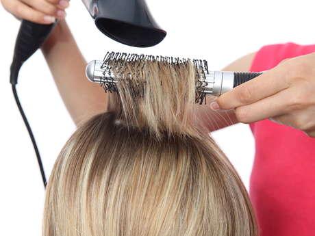 Nadine Gravier, coiffure à domicile